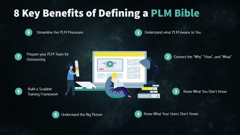 8 benefits of defining PLM