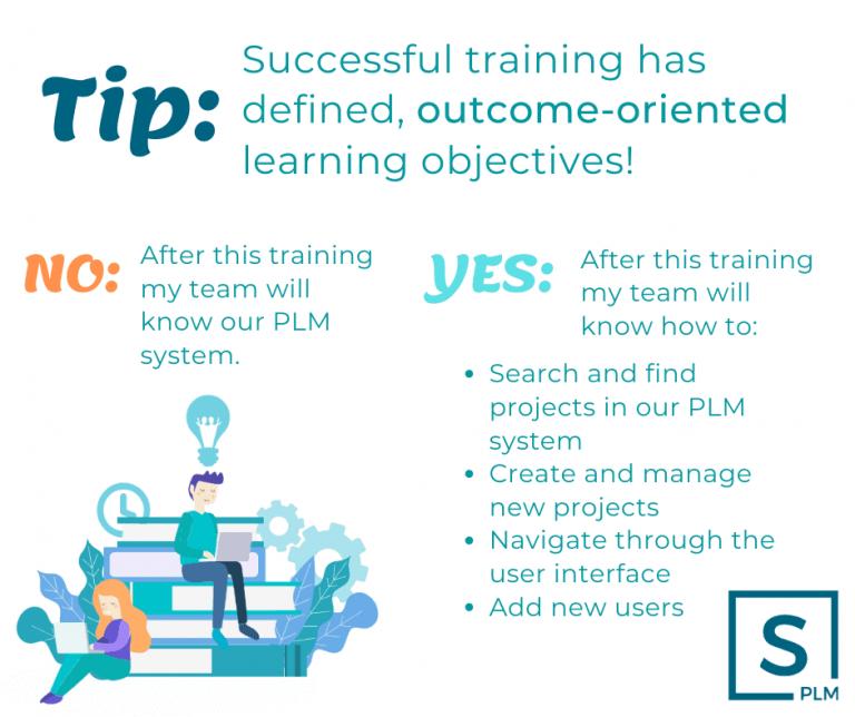 tip PLM training online