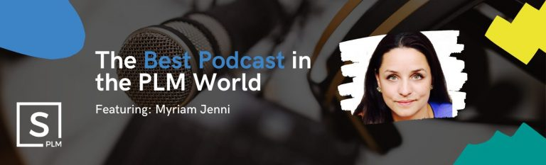 Share PLM Podcast Myriam Jenni
