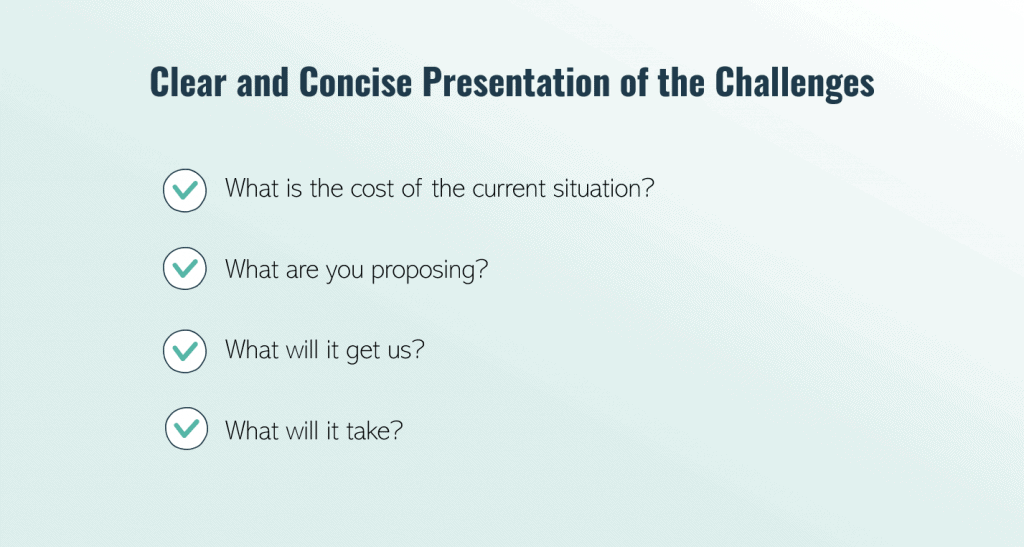 PLM Presentation questions for the board